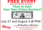 how-to-start-your-own-online-business-seminar